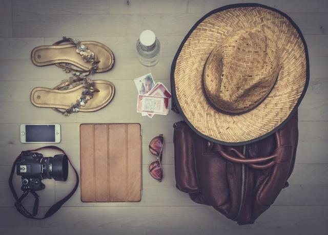 packing summer
