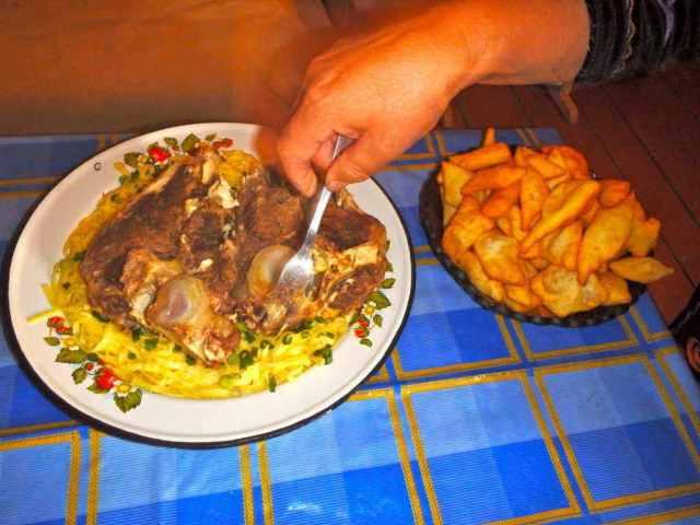 Things to Eat in Kyrgyzstan