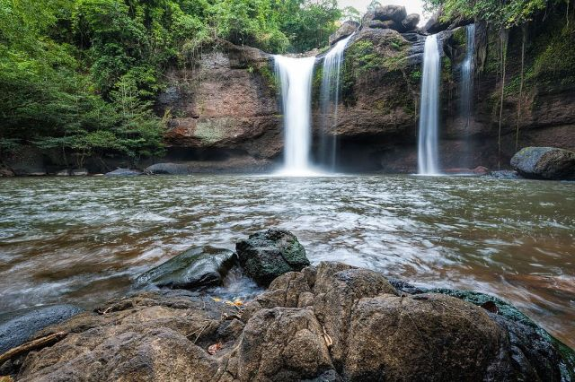 Researching where to go in Thailand? Khao Yai National Park is one of the best places to visit in Thailand