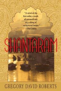 shantaram top books about travel