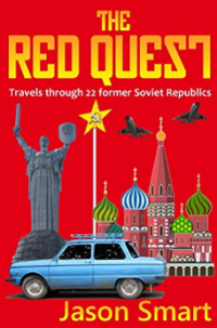 the red quest top book about travel