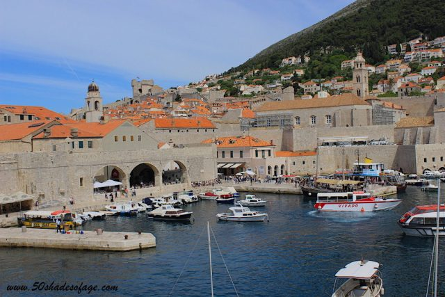 Dubrovnik Croatia one of the most beautiful cities in europe