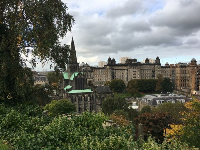 Glasgow Scotland one of the most underrated cities in the UK