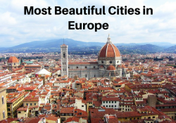 Most Beautiful Cities in Europe You Need to Visit
