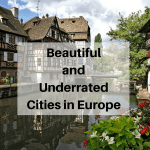 The Most Beautiful and Underrated Cities in Europe