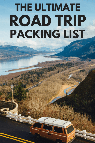 Not sure what to pack for a road trip? Click on this road trip packing list for all the road trip essentials you need. *Travel Packing Road Trip Ideas | Travel Packing Road Trip Products | Travel Tips Road Trip Packing | Travel Tips Road Trip Products | Road Trip Essentials List | Road Trip Essentials Checklist | Road Trip Tips Packing | Road Trip Packing Tips | Road Trip Packing List Family | Road Trip Packing List Kids | Road Trip Packing List Summer | Road Trip Travel Tips #roadtripessentials