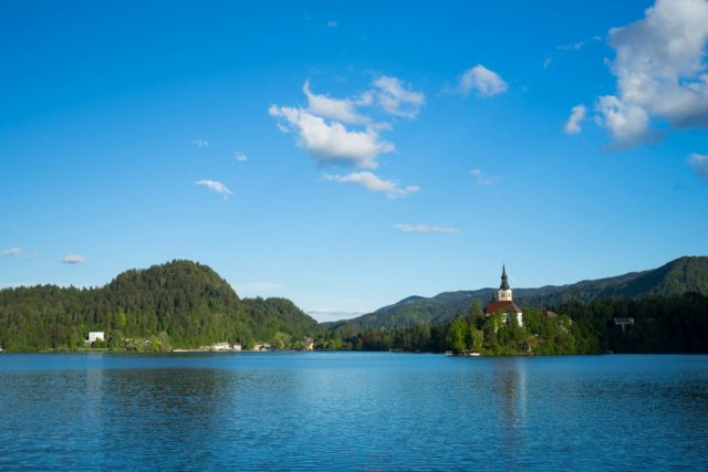 bled is one of the most beautiful fairytale places in europe