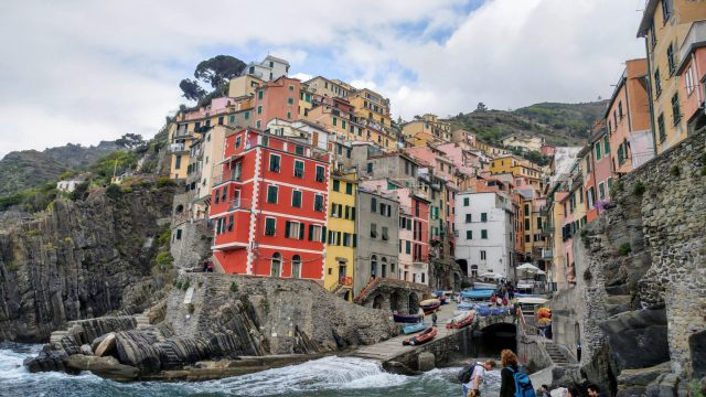 fairytale villages of Cinque Terre