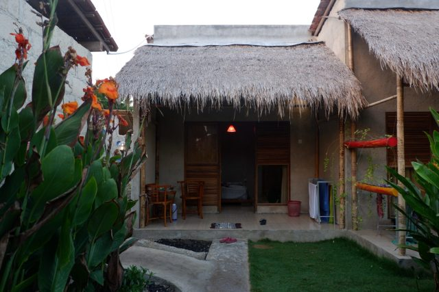 Where to stay on Nusa Penida Dragonfly Guesthouse