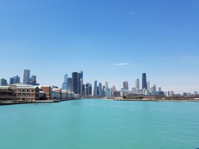 a perfect day in Chicago itinerary includes Navy Pier