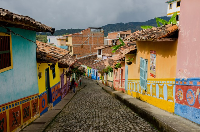 Guatape best places to visit in columbia