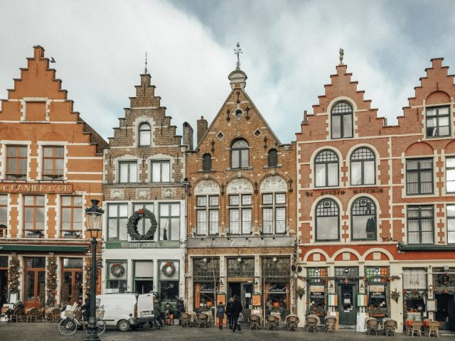 fairytale city of Bruges