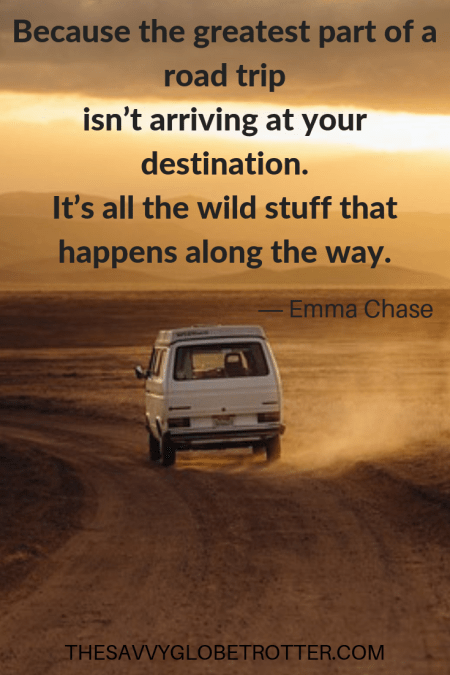 best road trip quotes with friends