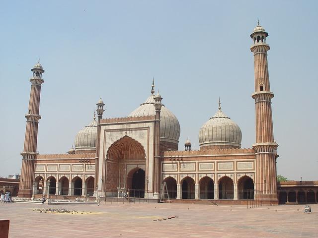 Jama Masjid 2 Days in New Delhi Itinerary