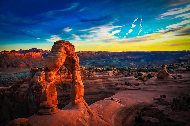 Arches National Park is a must on any North America bucket list