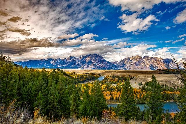 Grand Teton USA travel bucket list ideas