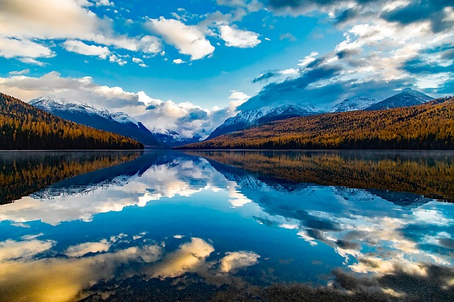 Glacier National Park one of the top 100 places to visit in usa