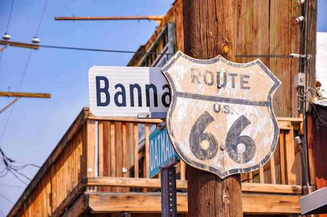 Route 66 might be the best road trip in the US