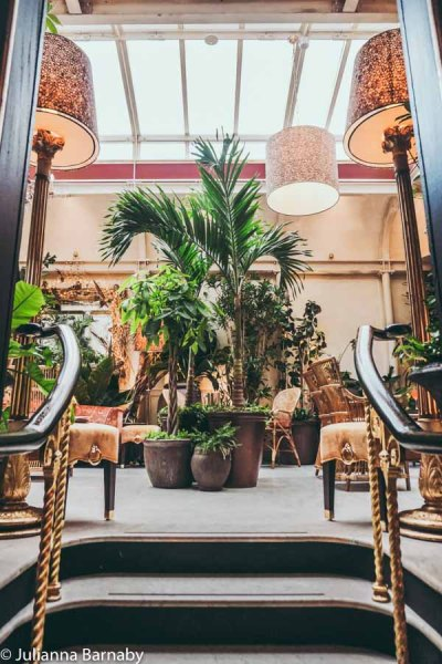 Rules instagrammable restaurant London