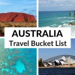 The Ultimate Australia Bucket List: 50 BEST Places to Visit in Australia