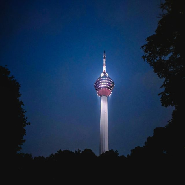 KL Communications tower