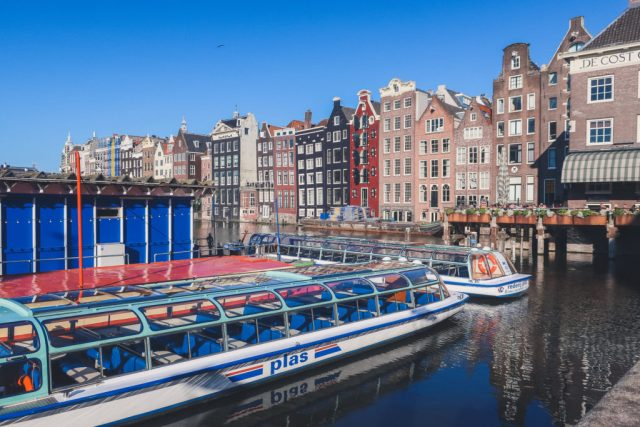 Dancing Houses Amsterdam 2 day Itinerary