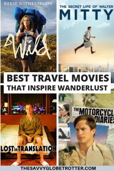 Best Travel Movies That Inspire Wanderlust