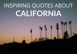 Quotes About California Instagram Captions