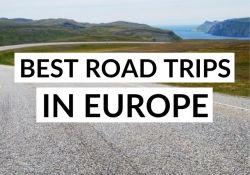 Best Road Trips in Europe travel blog