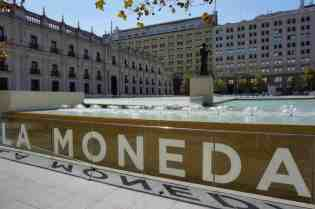 Santiago - La Moneda