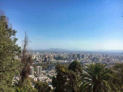 Santiago - San Cristobal Hill