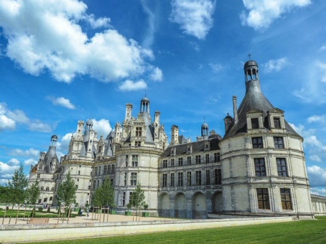 Château de Chambord is one of the top things to do in the Loire Valley in France
