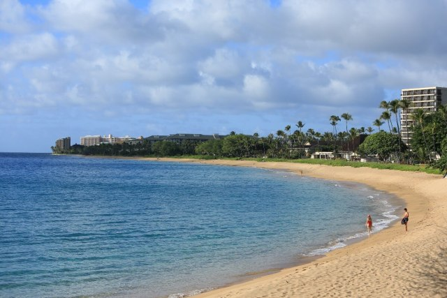 Airport Beach West Maui travel guide