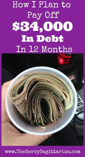 No one really likes debt, but this 22 year old has a plan to be #debtfreebytwentythree