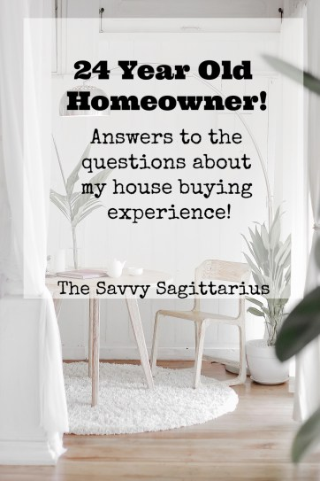 I bought at house at 24 years old! I budgeted, planned, and saved to be a homeowner! Here are a few of the questions that I get asked all of the time about my house!