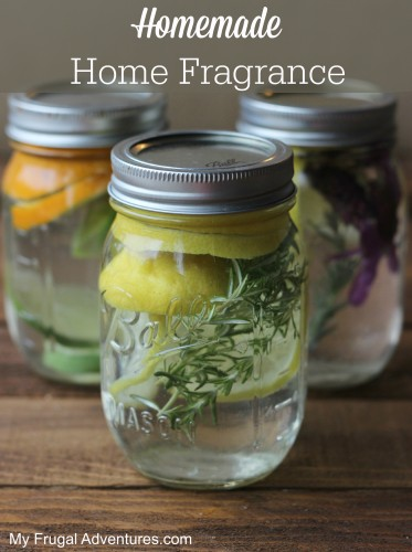 how to make homemade fragrance