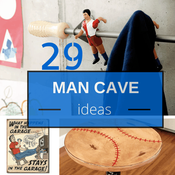 29 incredible man cave ideas on a budget diy projects. Black Bedroom Furniture Sets. Home Design Ideas