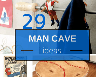29 Man cave ideas on a budget