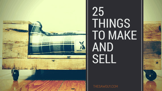 25 Creative Things to Make and Sell Online