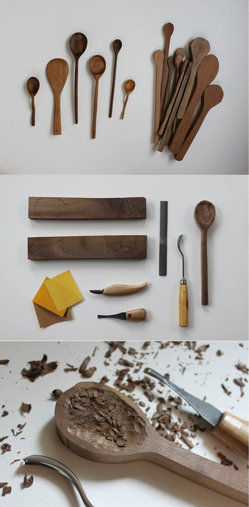 DIY Wooden Spoon