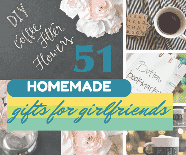51 Thoughtful Homemade Gifts For Your Girlfriend
