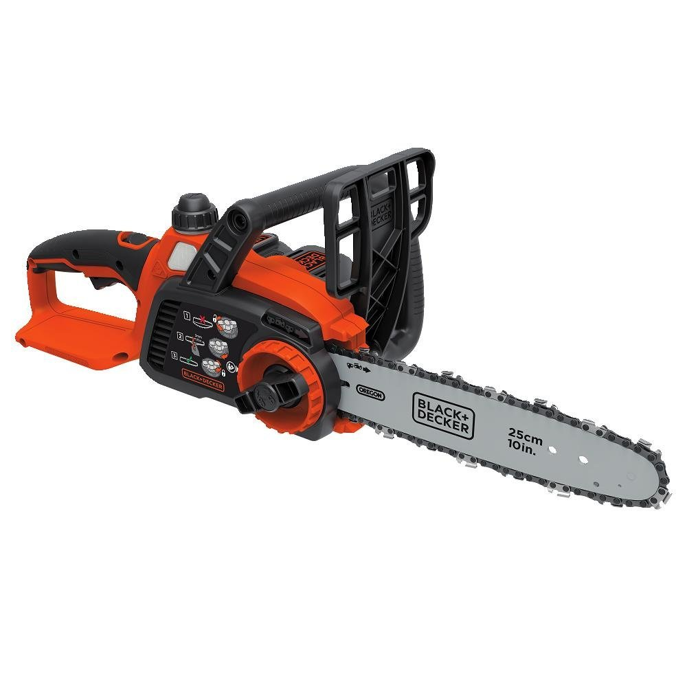 Black and Decker Chainsaw Review