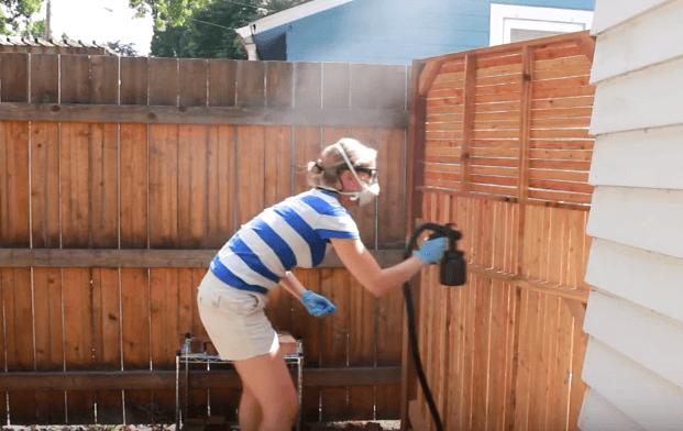Spray polyurethane technique