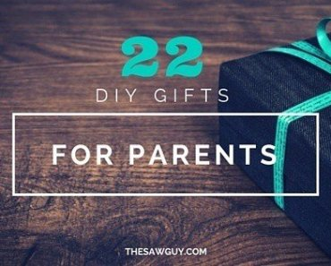 DIY Gifts For Parents