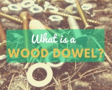 What is a dowel?
