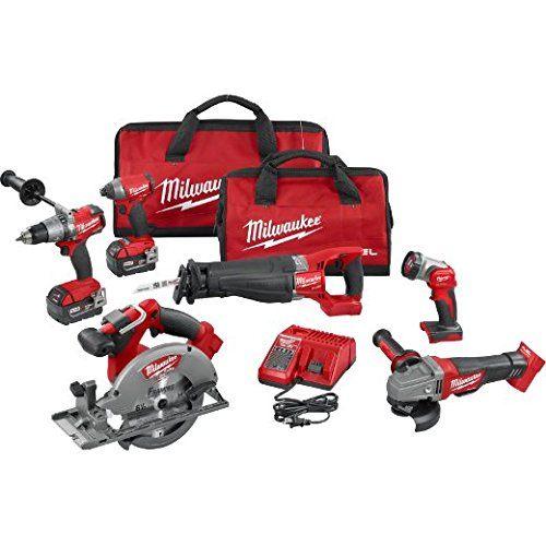Milwaukee Tool Kit