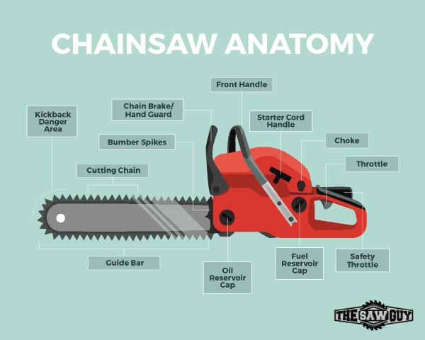 Best Chainsaw - Chainsaw parts