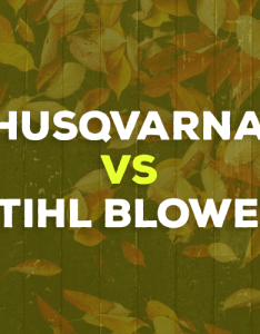 Stihl blowers the most underrated tool you don   own also husqvarna vs rh thesawguy