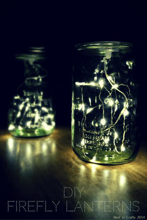 DIY Firefly Lights