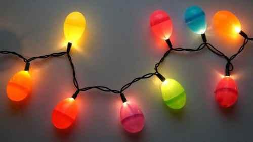 Easter Twinkle Lights